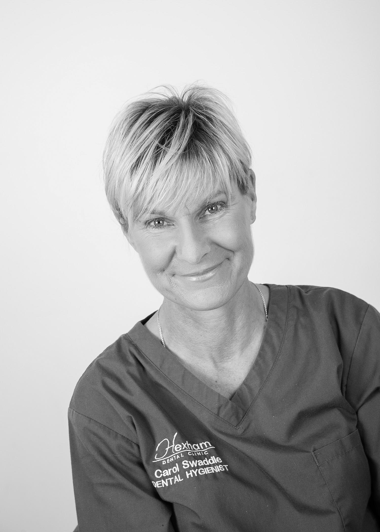 Carol Swaddle
